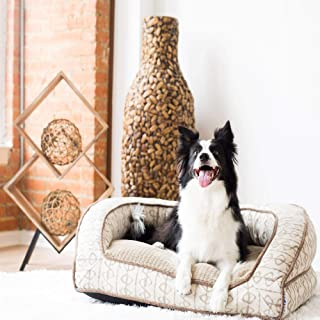 "product image for La-Z-Boy Tucker Sofa Voodoo Pet Bed, 33"" L X 30"" W, Medium"