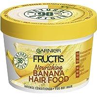 GARNIER Fructis Nourishing Banana Hair Food, 390 Milliliter