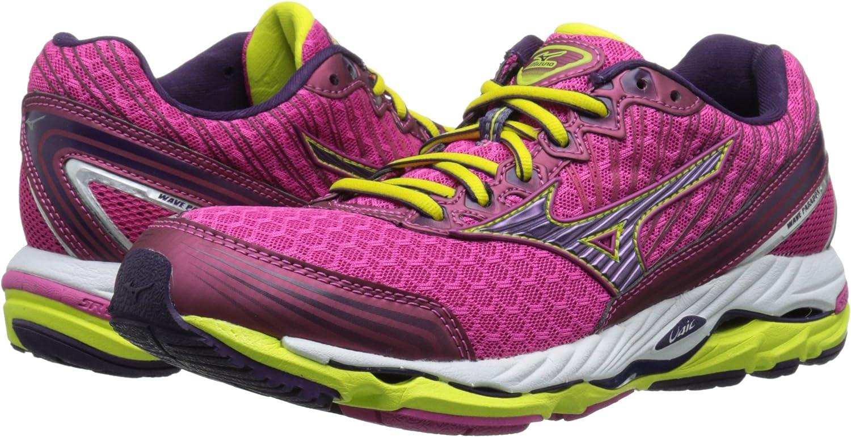 Mizuno Wave Paradox 2 - Zapatillas de Running para Mujer, Color Rosa, Talla 43 EU: Amazon.es: Zapatos y complementos