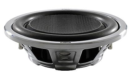 Amazon com: Hifonics GLX12D4 Gladiator 12-Inch Subwoofer: Car