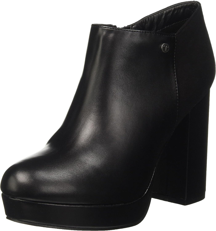 Tata Italia X21625-x21-3, Zapatos con Plataforma para Mujer