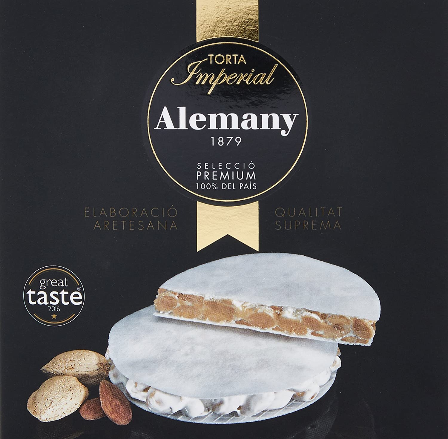Alemany Torta Imperial - 100 gr