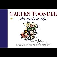 Het avontuur roept (Alle verhalen van Olivier B. Bommel en Tom Poes Book 30)