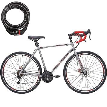 Amazon.com : 700c Kent 27.5 Inch Bicycle 21 Speed Shimano Gear ...