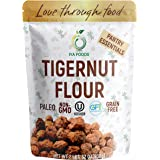 Iya Foods Fine Tigernut Flour 2 lb. bag, Plant-Based, Grain-Free, Gluten-Free, Nut-Free, Dairy-Free, Non-GMO, Paleo Flour. Ma