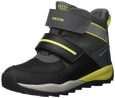 Geox J Orizont ABX A, Bottes de Neige garçon  Amazon.fr  Chaussures ... 767ded2ef503