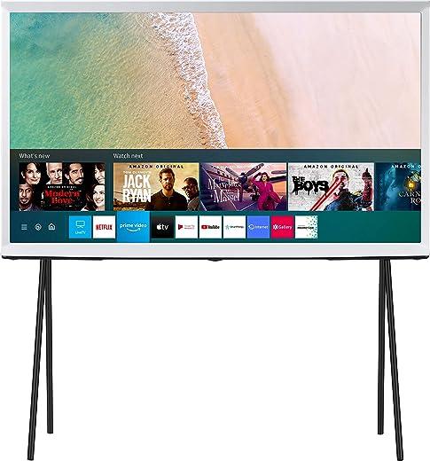 43 inches QLED TV Samsung The Serif Series 4K Ultra HD Smart QLED TV QA43LS01TAKXXL (2020 Model)