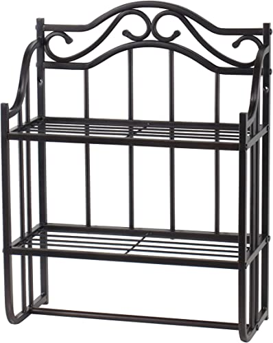 Better Homes and Gardens Wall Shelf, Oil-Rubbed Bronze