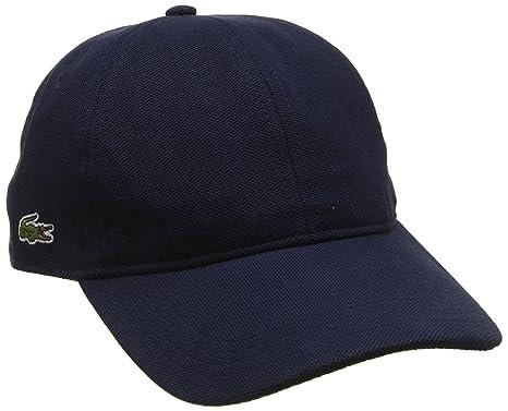 Lacoste Cappellino da Baseball Uomo  Amazon.it  Abbigliamento 825833fb37fa