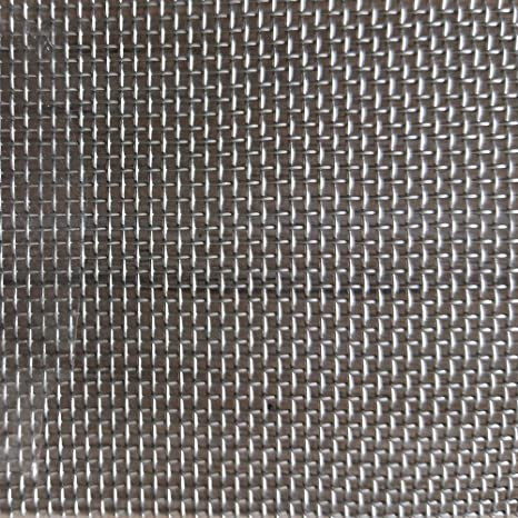Amazon.com: Acero inoxidable 304 Woven rollo de malla de ...