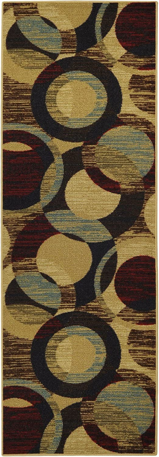 Maxy Home Hamam Collection Runners, Area Rugs
