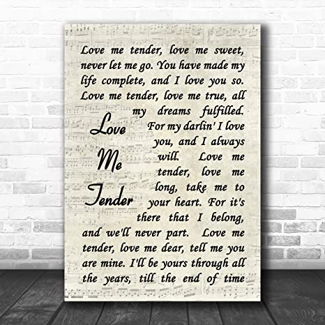 Thursday Vintage Script Song Lyric Quote Print