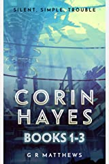 Corin Hayes: Omnibus Books 1 to 3 Kindle Edition