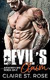Devil's Claim: A Bad Boy Motorcycle Club Romance (Apaches MC Book 1)