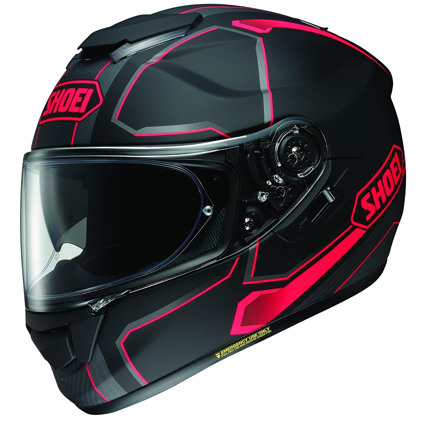 Shoei Pendulum GT-AIR Street Racing Motorcycle Helmet - TC-1 / Large