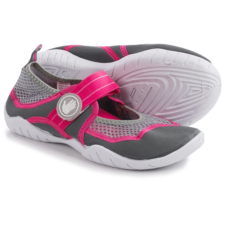Body Glove Women's Layla Water Shoe B0160RUML8 7 W US|Grey/Aqua