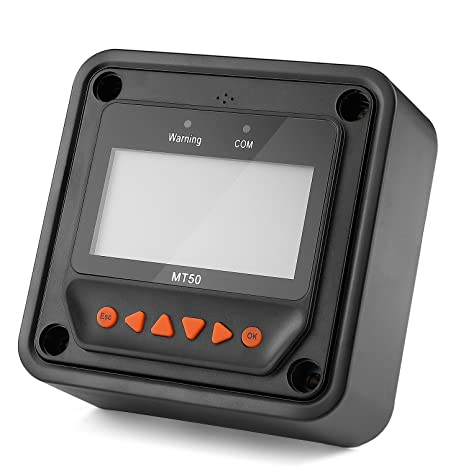 Amazon.com: Flexzion Controlador de cargador solar MPPT ...