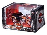 Maisto 32420 Harley-Davidson Servi-Car/Sidecar