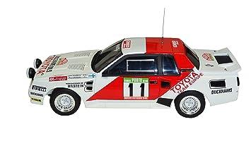 TOYOTA ta64 Celica 1984 Portugal Rally 1 : 24 Model Kit Kit beemax Aoshima 103142
