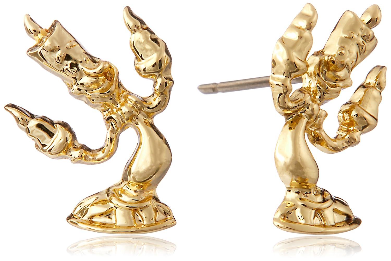 Goebel Couture Kingdom Die Schöne und Das Biest Halskette Zauberrose Weißgold