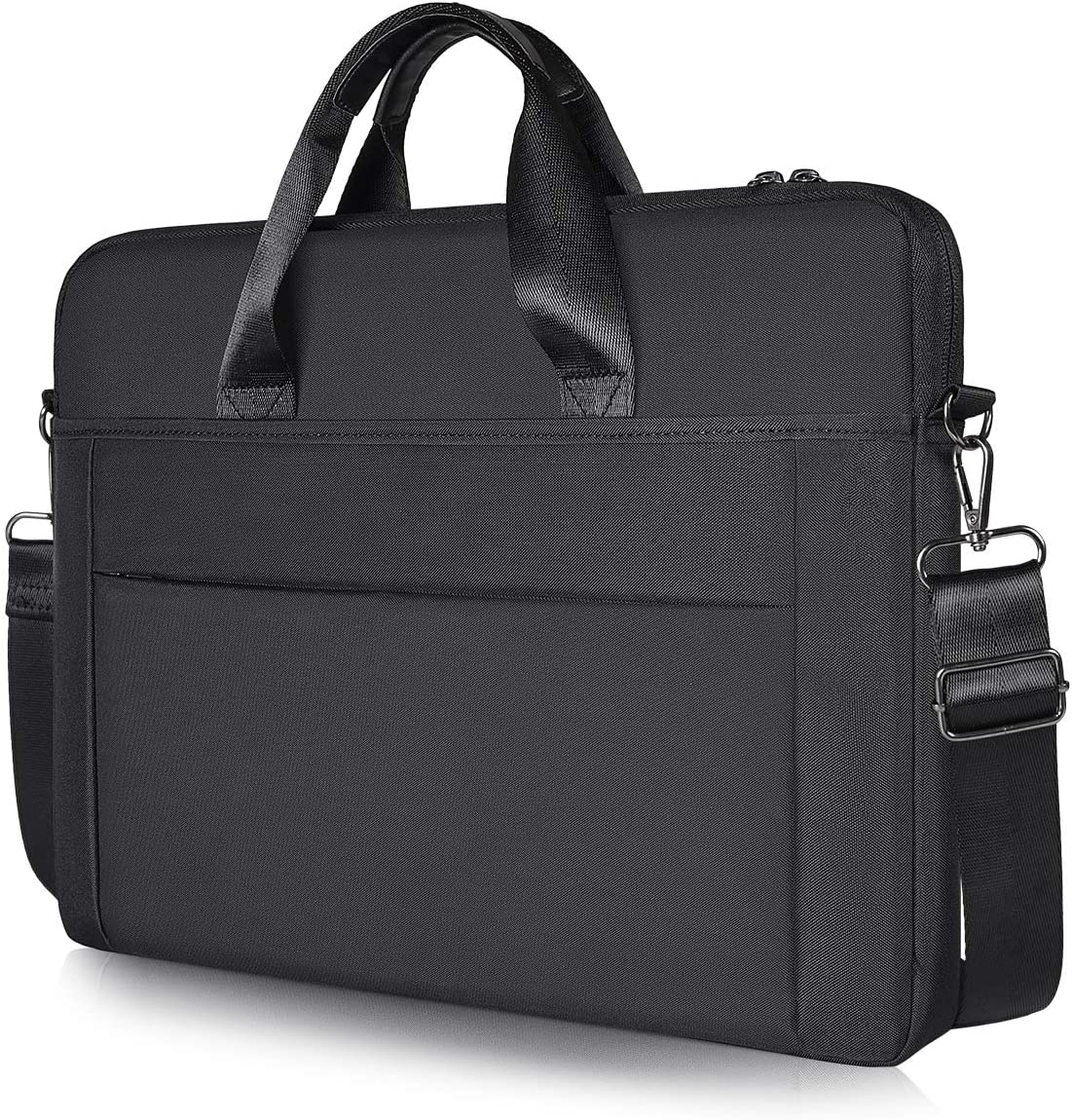 17 17.3 inch Laptop Carrying Case Protective Bag Briefcase for 2019-2020 HP Pavilion 17.3'', HP Envy 2019, HP 17-BY1053DX, 2019 ASUS TUF 17.3'', 2020 ASUS VivoBook 17, Lenovo IdeaPad L340 17.3''