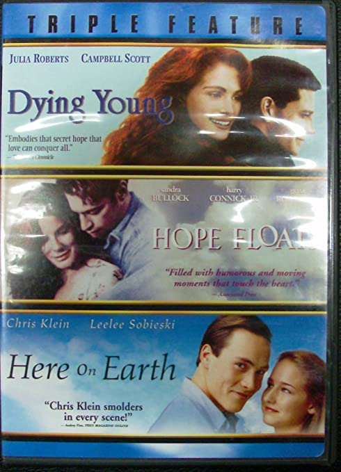 Amazon Com Triple Feature Dying Young Hope Floats And