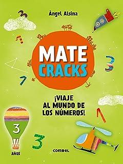 Matecracks ¡Viaje al mundo de los números! 3 años (Spanish Edition)