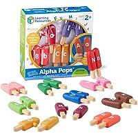 Learning Resources LER7345 Smart Snacks Alpha Pops