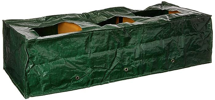 "Gardman 7500 Reusable Grow Bag, Green, 39"" Long x 16"" Wide x 9"" High"