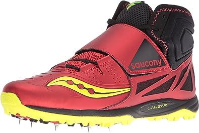 Saucony Lanzar Jav2 - Zapatillas de pista y campo para hombre: Amazon.es: Zapatos y complementos