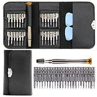 Cacciavite Di Precisione, Migimi Cacciaviti Set Ripara Kit, Riparazione Per Cellulare iPhone NOKIA BLACKBERRY PC Laptop L'elettronica PC Occhiali Da Sole