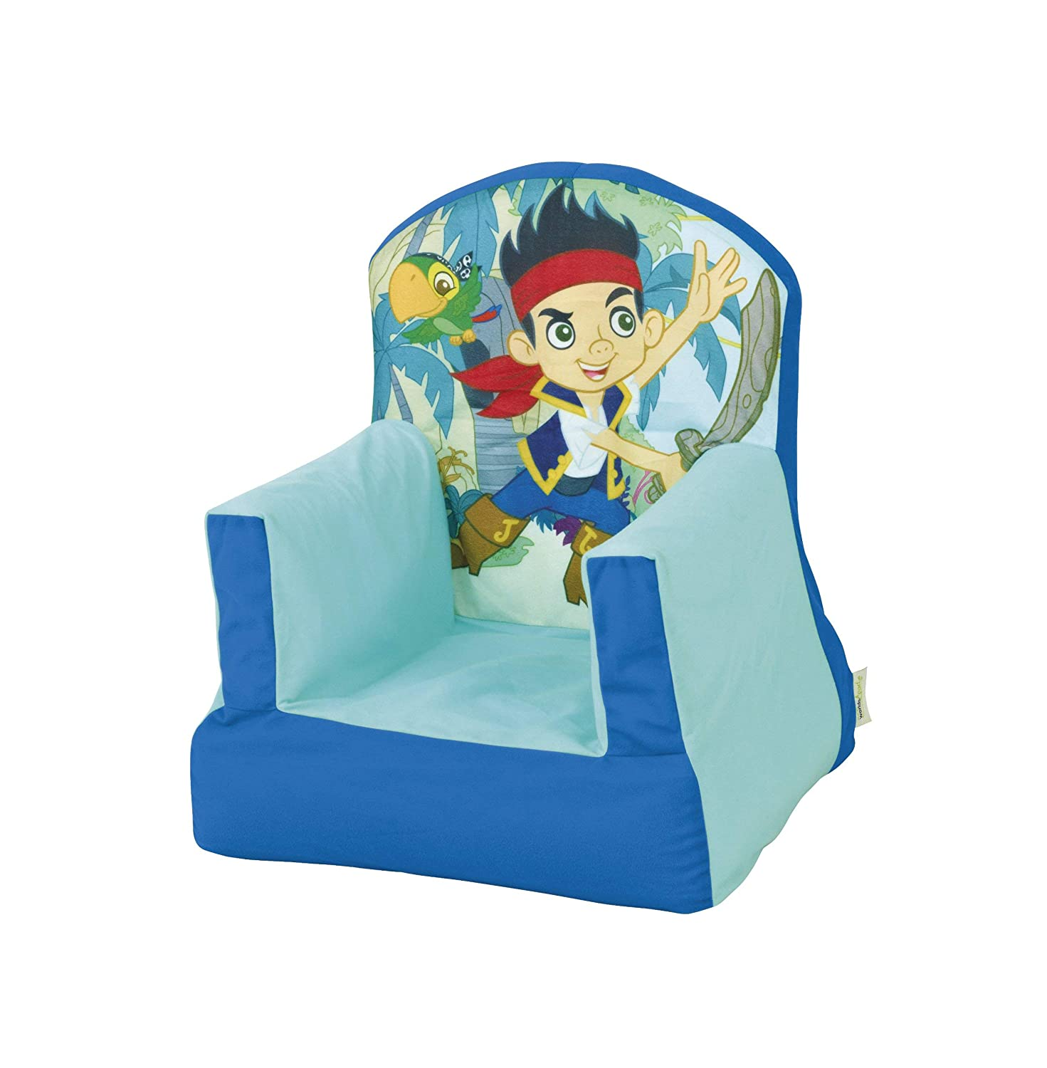 Excellent Disney Junior Jake And The Neverland Pirates Inflatable Chair For Kids Download Free Architecture Designs Scobabritishbridgeorg