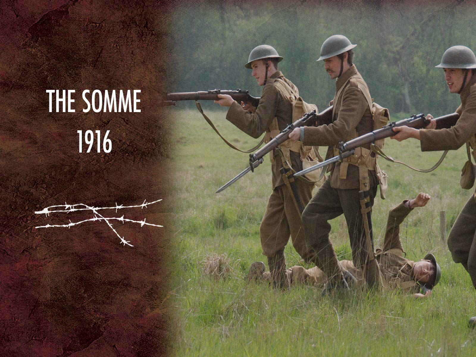 The Somme 1916 on Amazon Prime Video UK