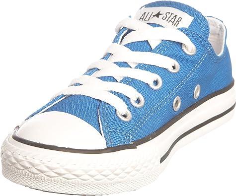 converse bleu 34