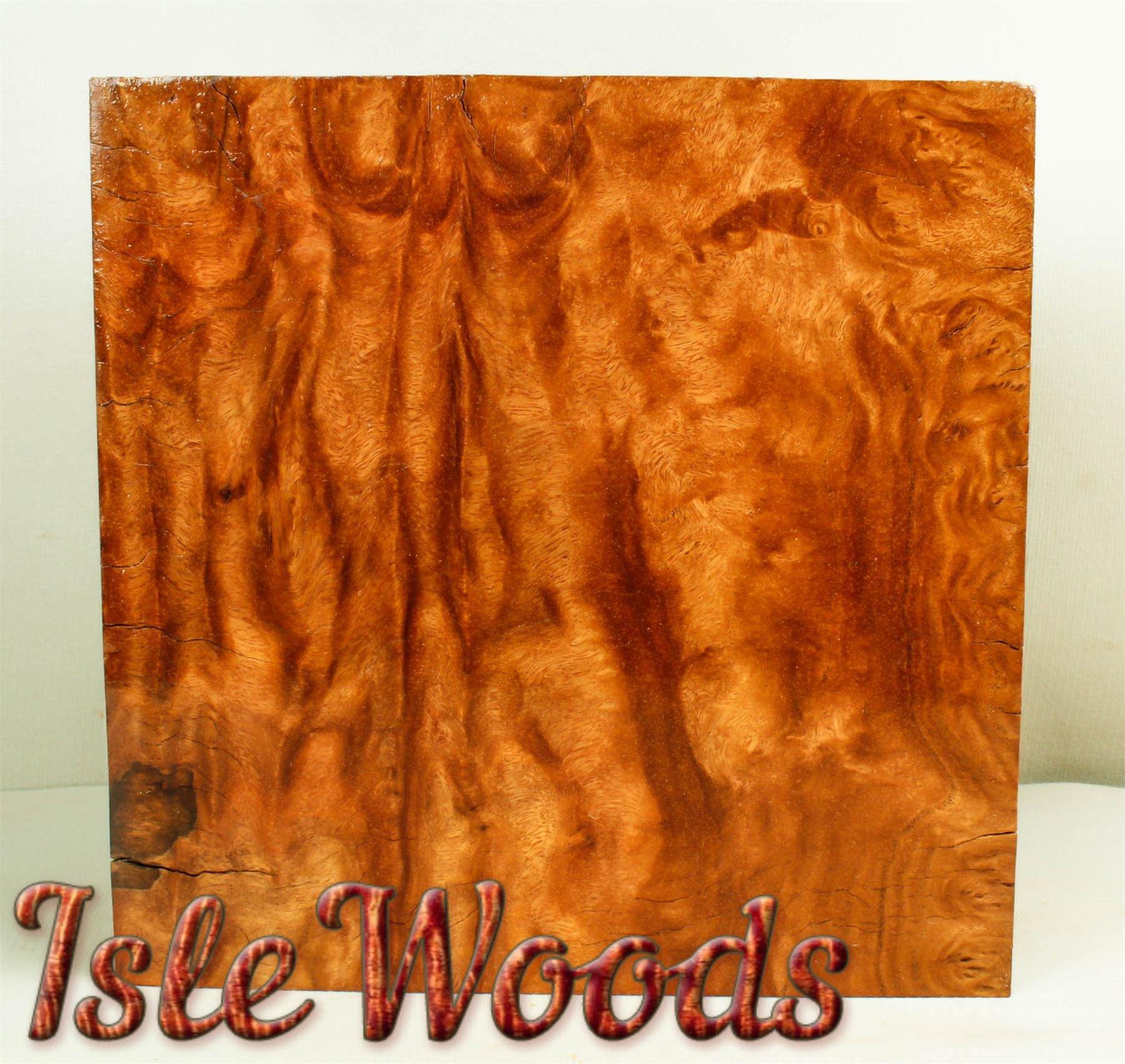 Grey Box Burl Exotic Bowl Wood Turning Blank GBX1190