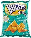 Bugles Corn Snack Sour Cream and Onion Bugles, 125 Gm