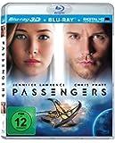 Passengers [3D Blu-ray]