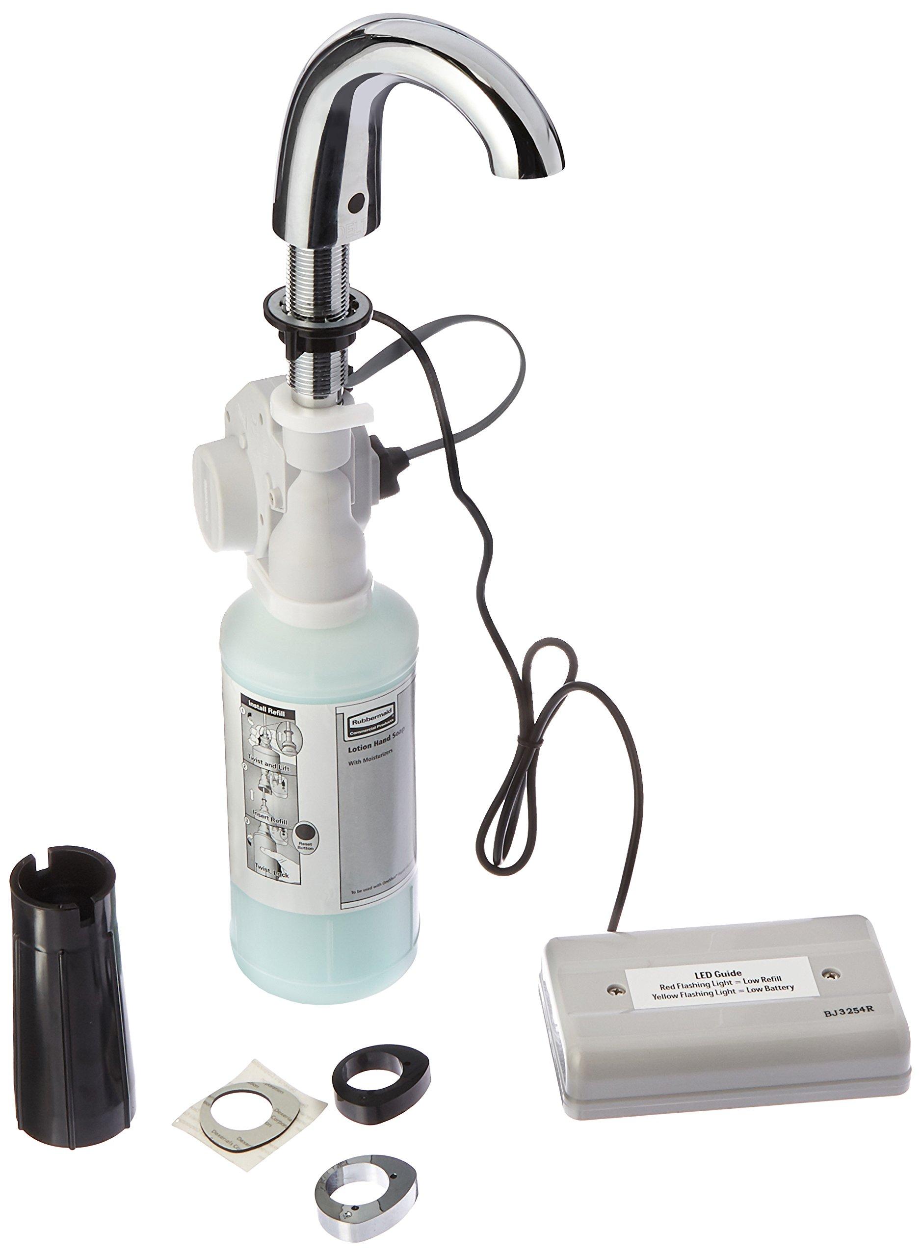 Delta Faucet DESD-550 Electronics, Electronic Soap Dispenser, Chrome by DELTA FAUCET