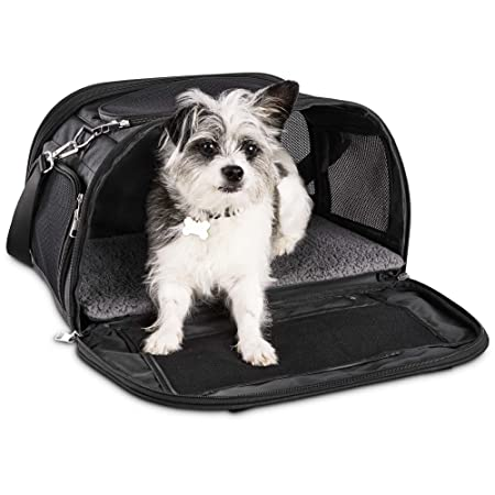 Good2Go Ultimate Pet Carrier in Black
