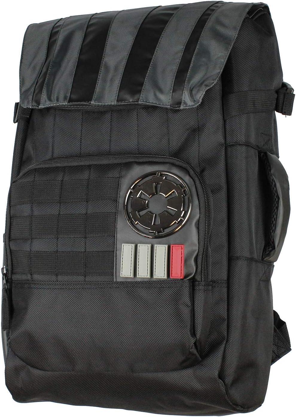 Star Wars Darth Vader Costume Inspired Bag Padded Sleeve Tech Laptop Backpack