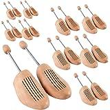 c135c303d5290a Jago Schuhspanner aus Holz in verschiedenen Größen als 5er- oder 10er-Set