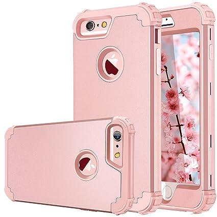 Amazon.com: Fingic - Carcasa para iPhone 6S, resistente: T ...