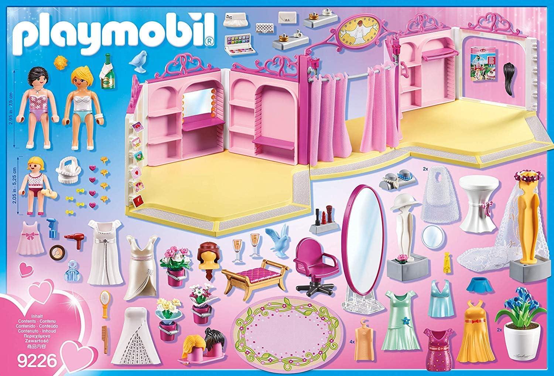 PLAYMOBIL City Life Tienda de Novias, A partir de 4 Años (9226 ...