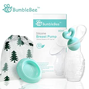 Silicone Breast Pump for Breastfeeding with Lid Review