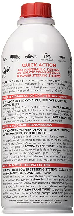 Sea Foam 16 Ounce TT-16 Trans Tune Transmission Additive-16 oz