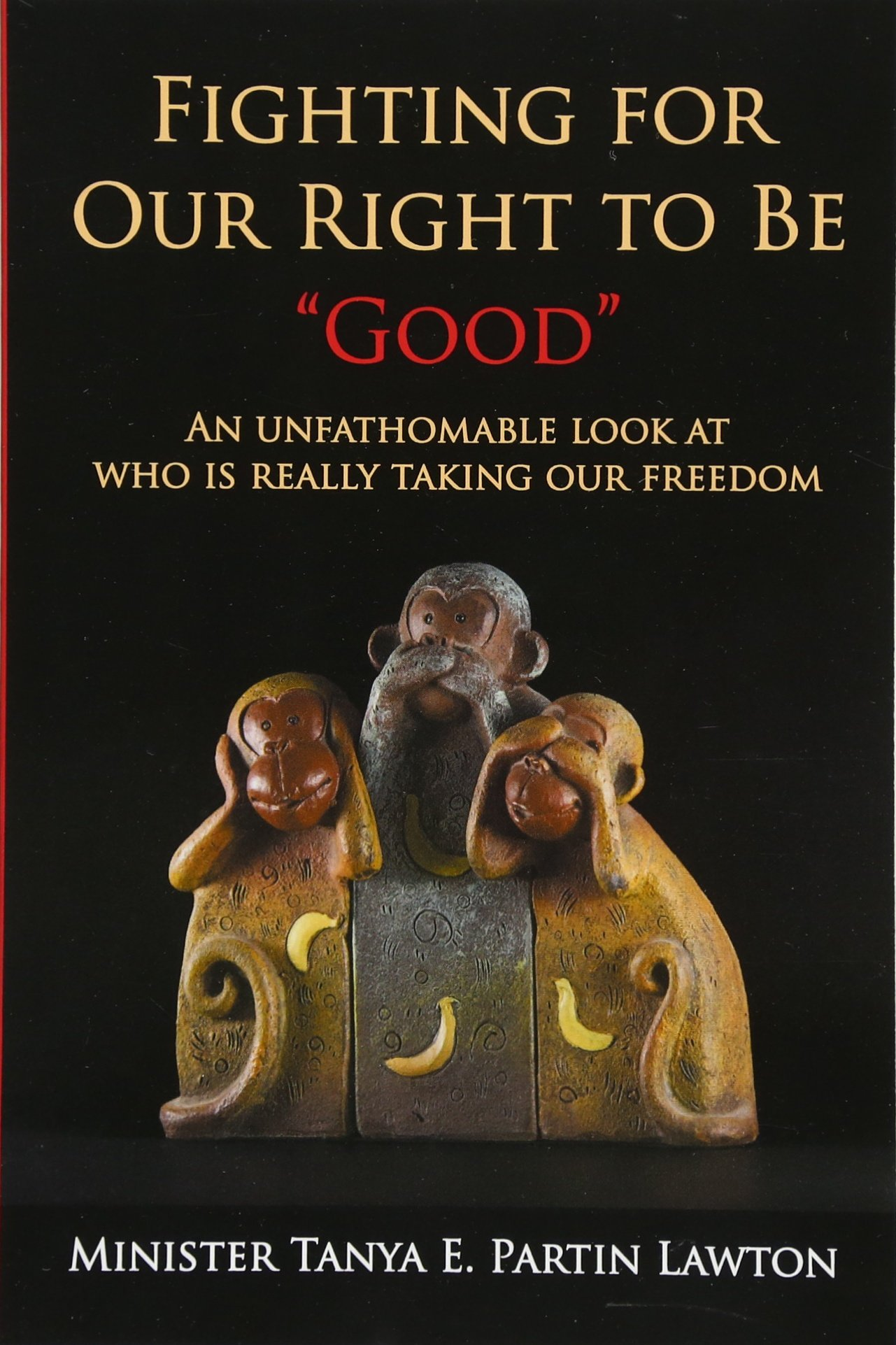Fighting for Our Right to Be Good: An Unfathomable Look at Who Is Really Taking Our Freedom