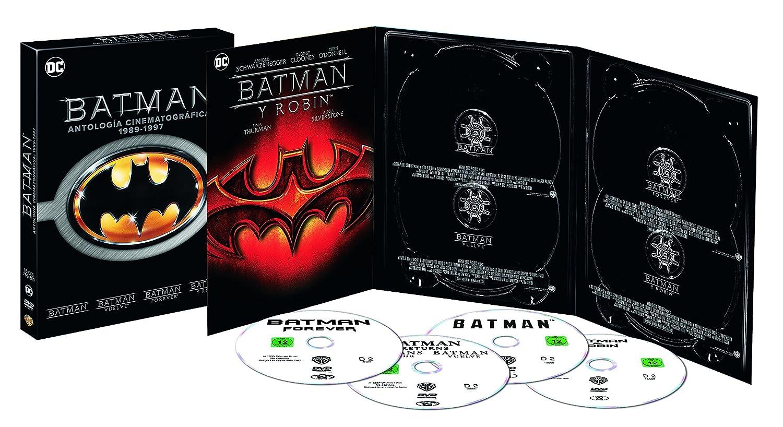 Batman Antología [DVD]