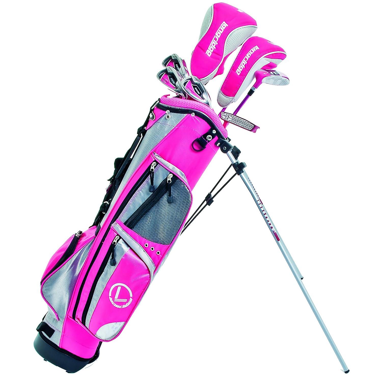LONGRIDGE JUPL13GR - Paquete de Golf con 7 Palos para niños ...