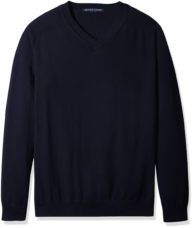 D and Jones Mens Dejn-d475-v-neck Sweater