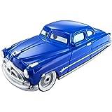 Mattel Disney Cars DHF51 – Die-Cast Changement de couleur de véhicule Doc Hudson.